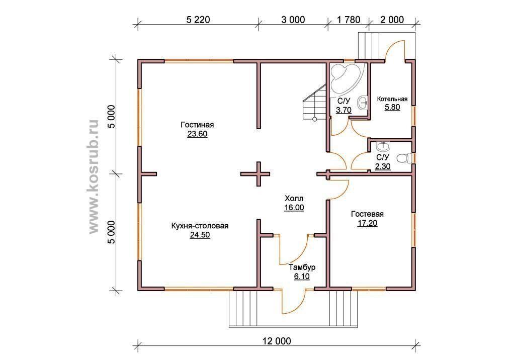 три литровые проект дома 12х10 с мансардой и гаражом поменять